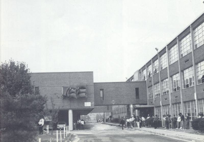 Patterson High School Baltimore 1991