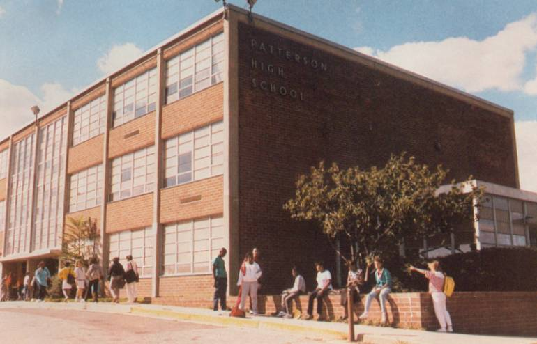 Patterson High School 1988
