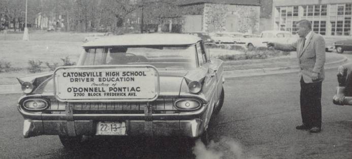 Catonsville High School Baltimore 1959