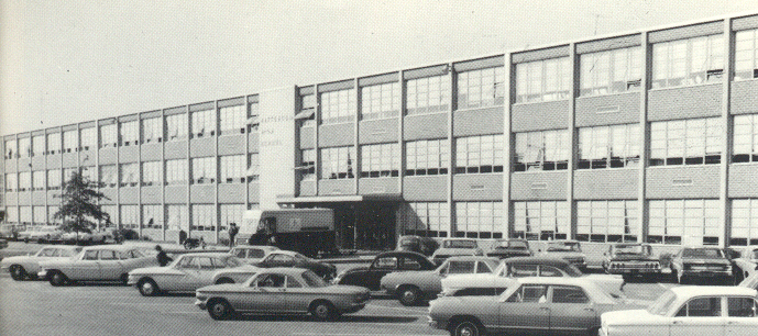 Baltimore's Patterson High School 1967