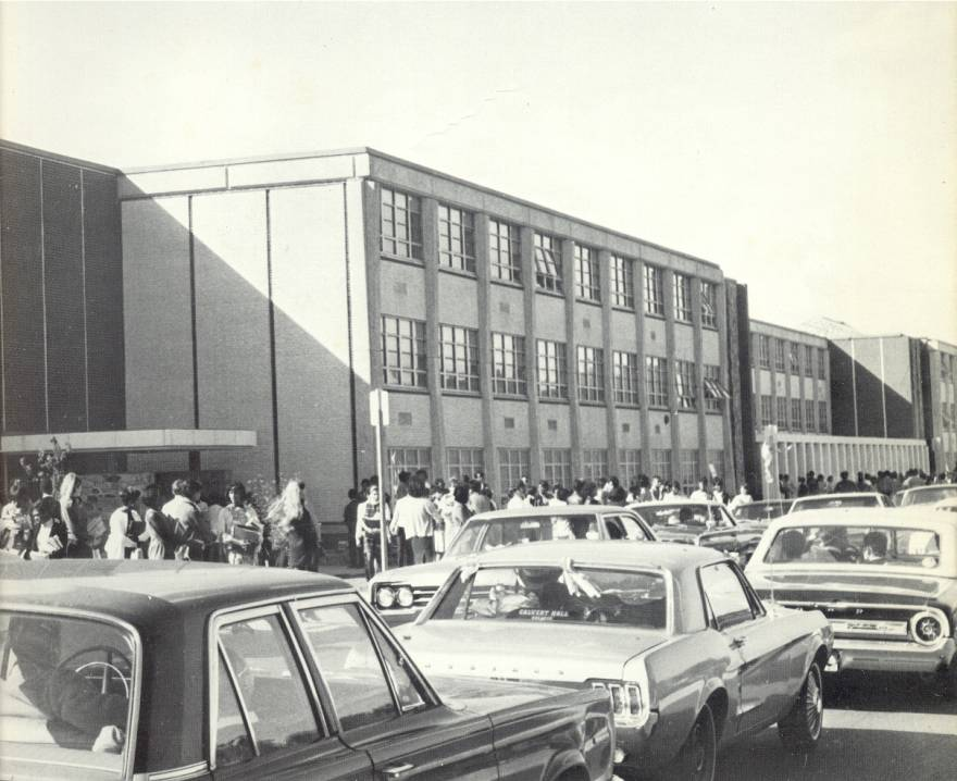 Western High School 1969 Baltimore