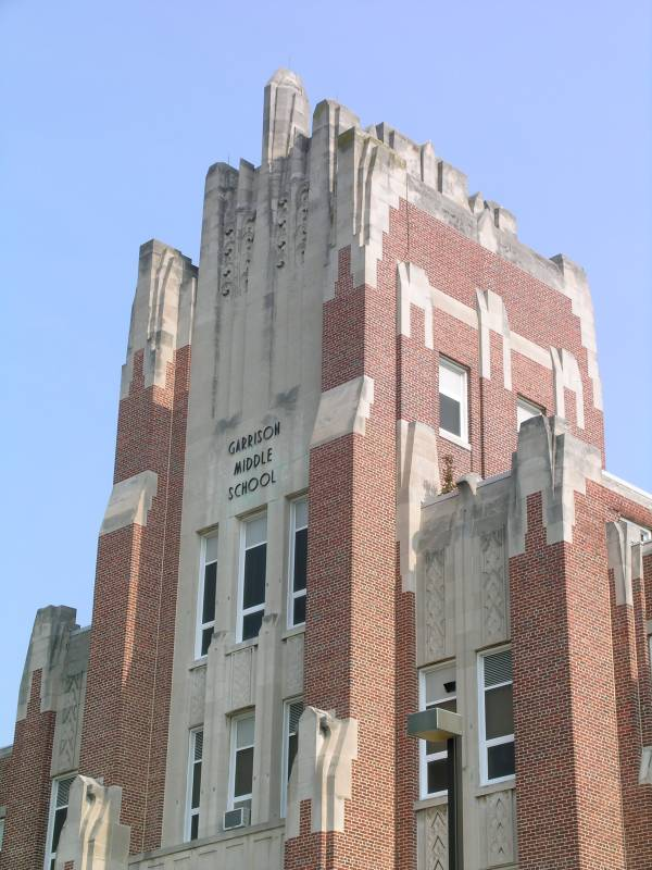 Baltimore's Forest Park High School