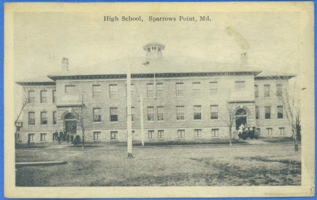 Sparrows Point High School Baltimore