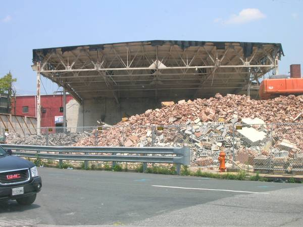 Baltimore's Coliseum