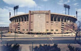 Baltimore's Memorial Stadium