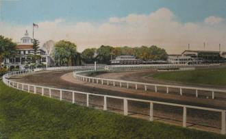 Baltimore's Pimlico Race Track