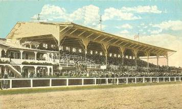 Pimlico Race Track Baltimore