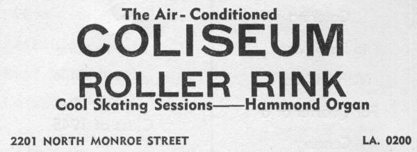 Coliseum Ad Baltimore