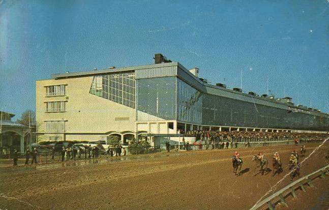 Laurel Race Track