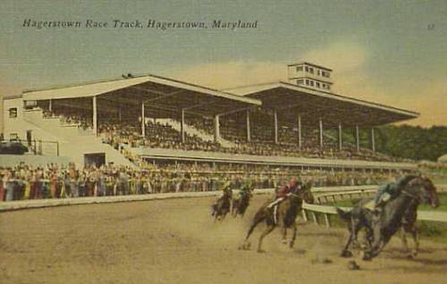 Hagerstown Race Track