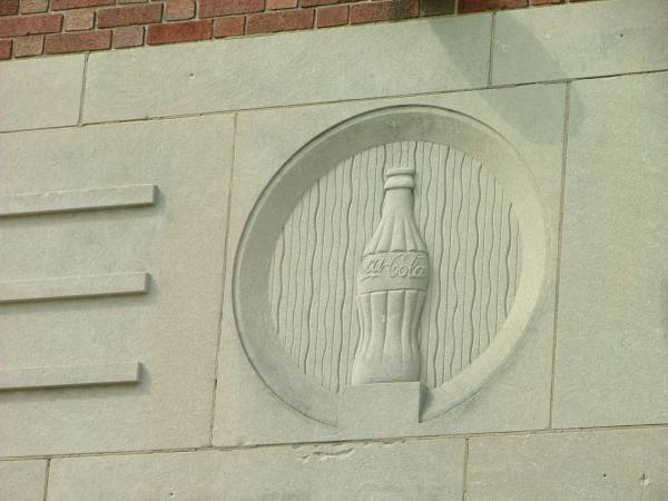Coca Cola Stonework, Baltimore Maryland