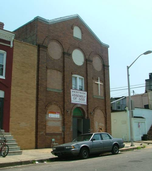 Synagogue Smallwood Street Moses Monteferio Amuna               Israel