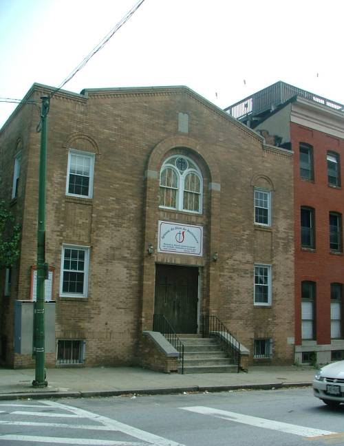 East Baltimore Street Synagogue Adath Israel