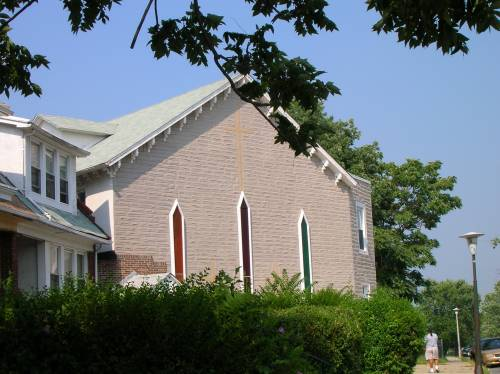Beth Issac Congregation Baltimore