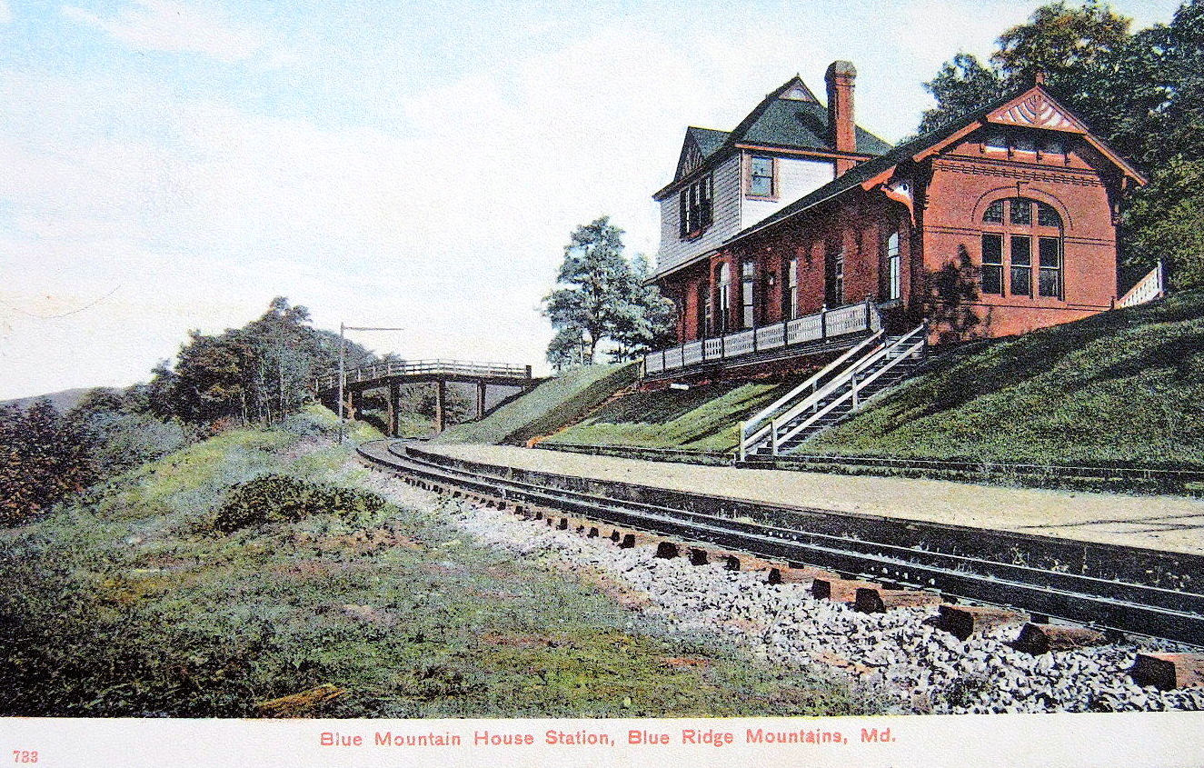 Old maryland train stations a to m for Classic house tracks 2000