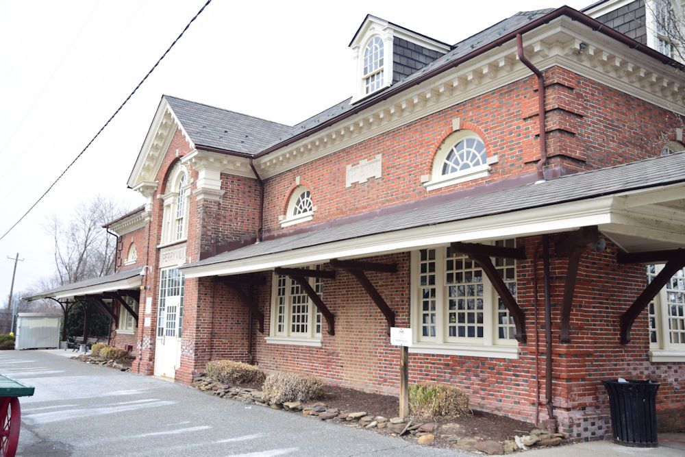 Perryville Maryland Train Station
