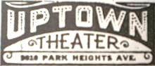 Uptown Theater Baltimore