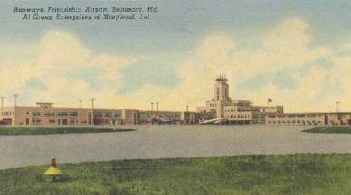 Baltimore Friendship Airport
