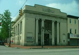 Mercantile Bank Baltimore