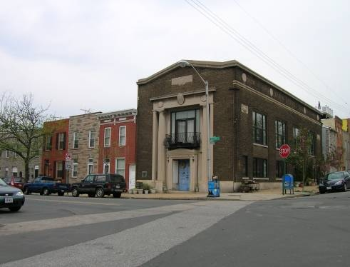 Canton Savings Bank Baltimore