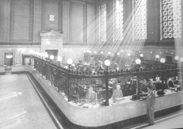 bankBaltimore interior