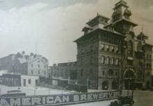American Brewery Building Baltimore