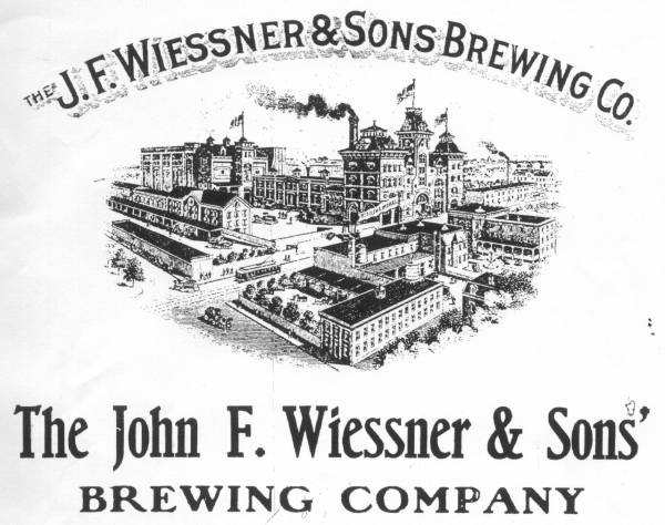 Wiessner                 Beer Ad Baltimore
