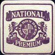 National Premium Beer