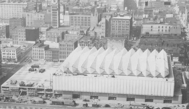 Baltimore Civic Center, Baltimore