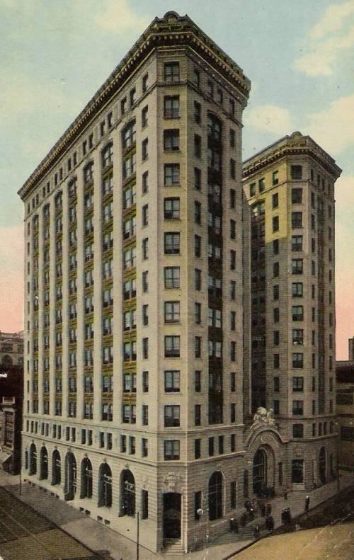 Buildings Baltimore