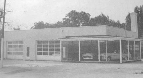 Cars 1950 1959