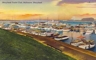 Maryland Yacht Club, Baltimore Maryland
