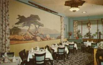 New China Inn Interior