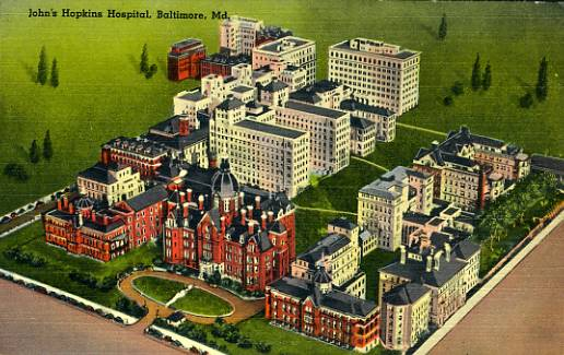 Johns Hopkins Hospital, Baltimore