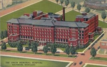 Union Memorial Hospital, Baltimore