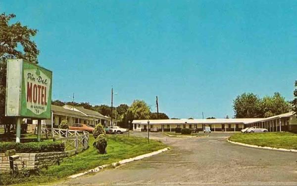 Motel  North Avenue Baltimore Maryland