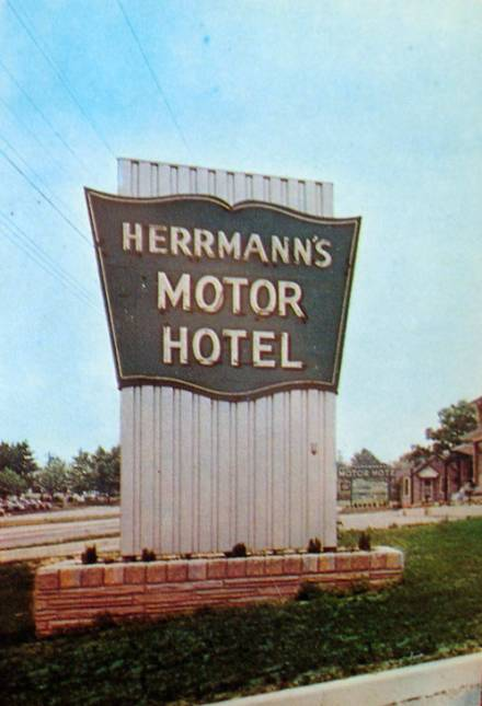 Herrmanns Motor Court Baltimore