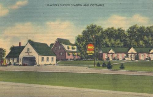 Hawkins Motor Court Pulaski Highway Baltimore