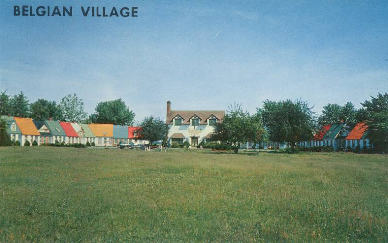 Belgian Village Baltimore