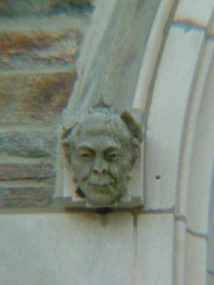 City College               Baltimore Stone Face
