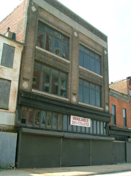 West Baltimore Street Mystery Store