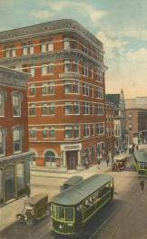 Hagerstown                 Maryland 1920's