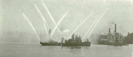 Fireboat Deluge 1912