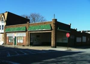 Guilford Avenue Gas Station Baltimore