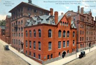 Mrecy               Hospital, Baltimore