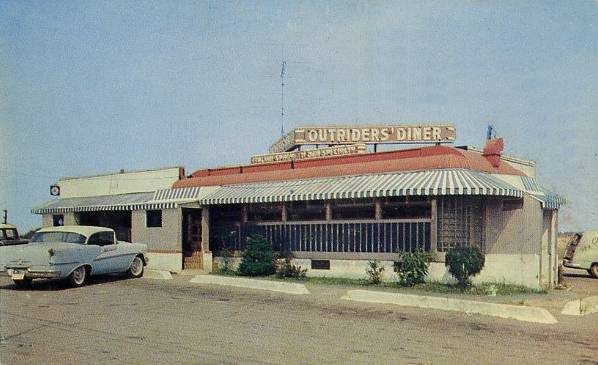 Outriders               Diner Rt 1 LaurelMaryland