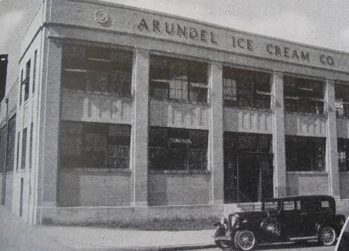 Arundel Ice Cream Baltimore